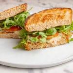 Vegan Tuna Sandwich (v)